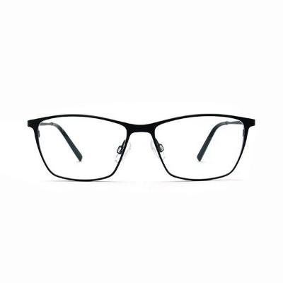 金属眼镜-MG0594纯黑色