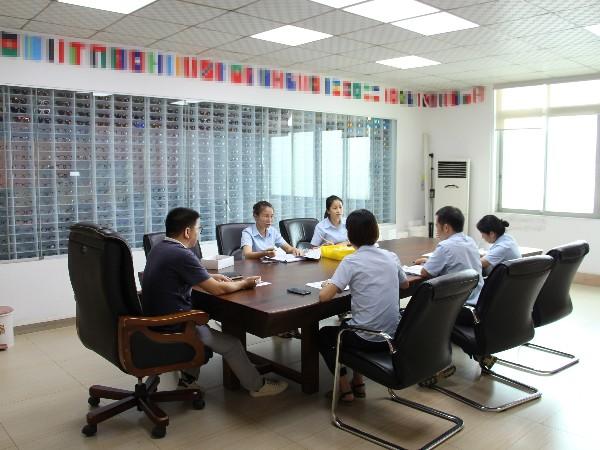 衍诚眼镜-部门负责人会议