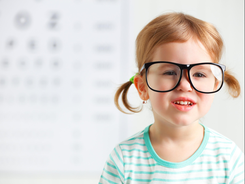 儿童眼镜怎么去挑选?