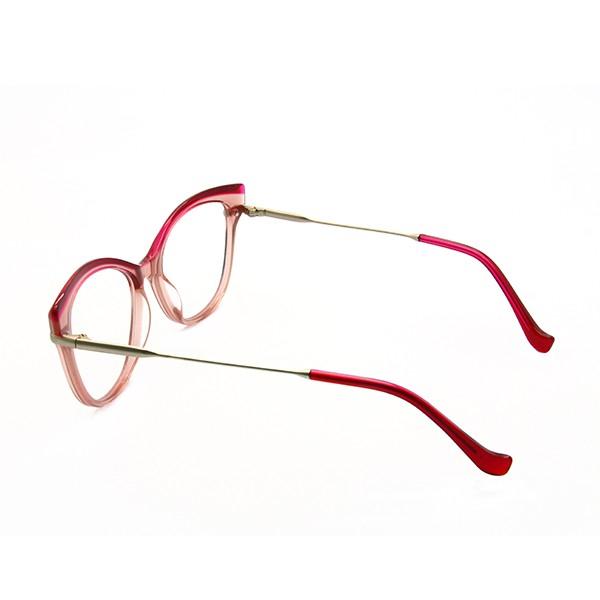 醋酸板材金属光学眼镜-G5334