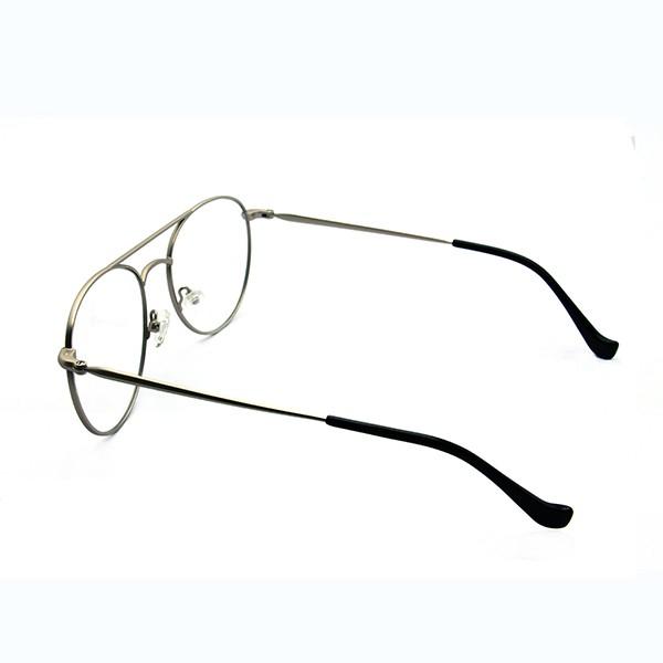 钛金属眼镜-MG0513银黑