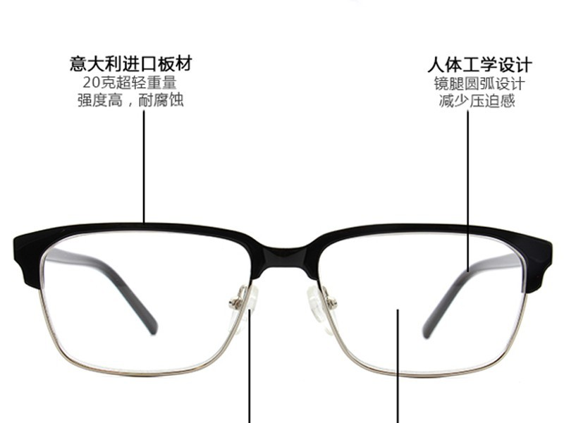什么材质的眼镜架佩戴起来更为舒服点-衍诚眼镜工厂老师傅深有体会